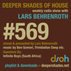 Deeper Shades Of House #569 w/ guest mix by INFINITE BOYS