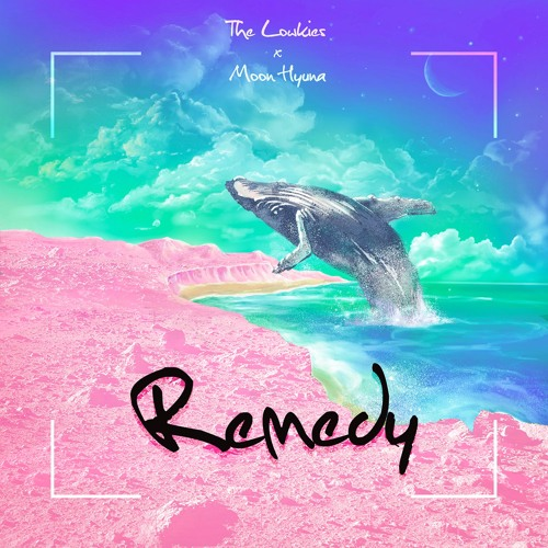 The Lowkies x Moon Hyuna -  REMEDY (2017)