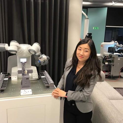 #3  IoT i framtidens industri: artificiell intelligens, robotar och människor