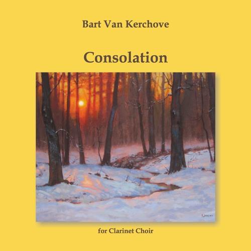 Consolation door Claribel Clarinet Choir