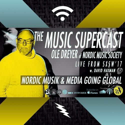 009 • SXSW Nordic Music Advocate OLE DREYER
