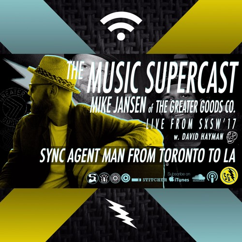 """011 • """"Toronto to LA"""" w. Mike Jansen of The Greater Goods Co live from SXSW"""