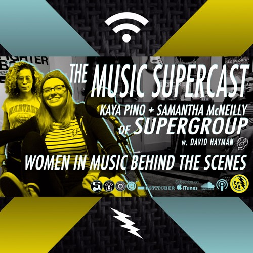 001 • WOMEN IN MUSIC BEHIND THE SCENES