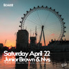 JUNIOR BROWN Live @ The Bower / For Those Who Know... April 22, 2017