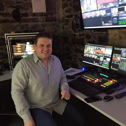 Mick Brennan the Head of Production with Maximum Media