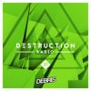Debris - Destruction Radio 037 2017-04-28 Artwork