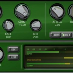 Bass with CompressorBank