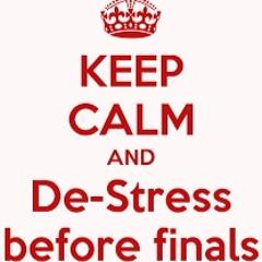 Finals Week De-stress Mix