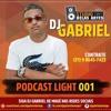 PODCAST 001 LIGHT DJ GABRIEL DE MAGÉ [ STUDIO BELAS ARTES ]  PART = MCS MARIMBONDO & DENTINHO