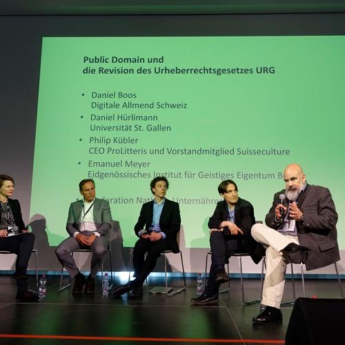 URG-Revision und Public Domain
