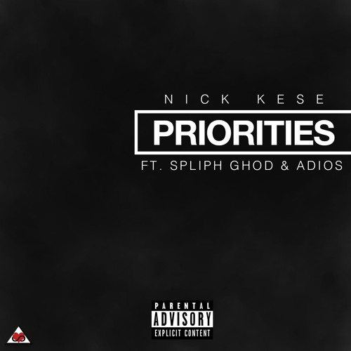 Priorities (feat. Spliph Ghod & All Out Adios)