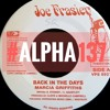PREVIEW: MARCIA GRIFFITHS - BACK IN THE DAYS #ALPHA137 DUB
