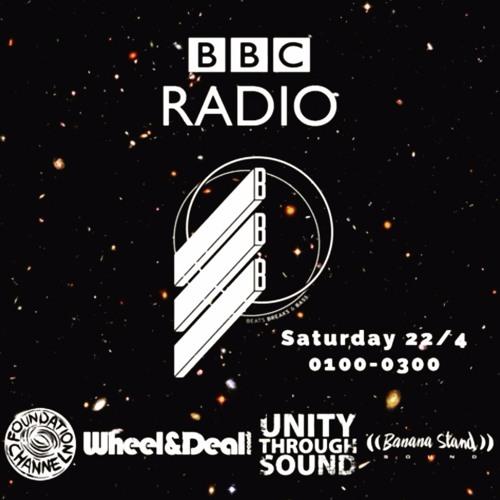 Unity Through Sound BBC Radio Bristol Mix - Signalfire Takeover (22/04/17)