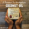 Coconut Oil On-The-Go Packets Reviewed By Dr. Zev Mellman Davie FL
