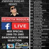Selecta Regula - Special 2000 To 2005 Dancehall Riddim Mix (Show 2017)