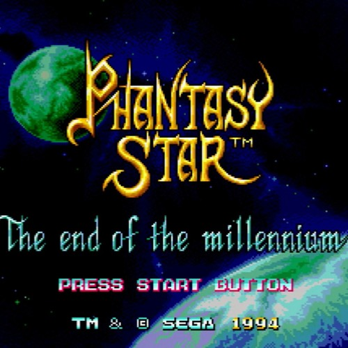Phantasy Star IV OST(hardware capture/Sega Genesis model 1 VA2)