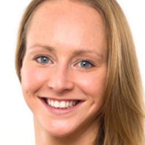 Karine Thomas médaillée d'argent en duo
