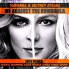 BRITNEY SPEARS & MADONNA - ME AGAINST THE KUMBAHLA(JUST OLIVER REVIVAL DRUMMING AFRICA TRIBAL DRUMS)