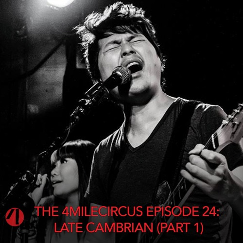 Episode 24 - Late Cambrian (Part 1)