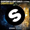 Quintino & Joey Dale Ft. Channii - Lights Out (Avick Remix) 2017