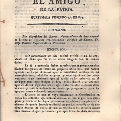 1727, Don Chilo del Valle y la reforma judicial