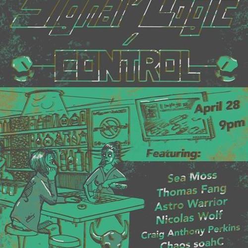 Live at Signal / Logic / Control, Portland, 4-28-2017