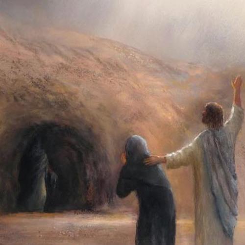 HHMI ~ The Resurrection of Lazarus ~ Pt 2 ~ Prophetic
