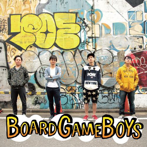 Board Game Boys(Instrumental)