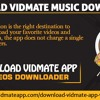 Download Vidmate Music Downloader
