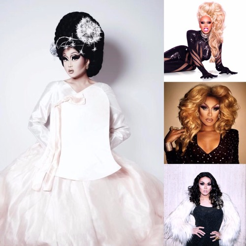 21. Drag History, Kim Chi, & RuPaul's Drag Race:  Interview with Eric Zhang