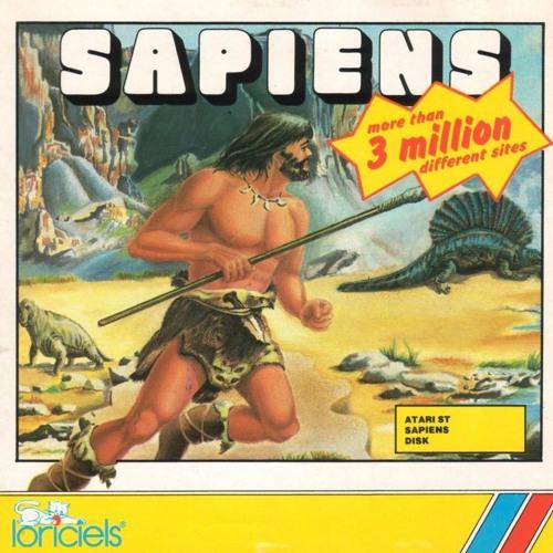 Giles Soulet - Sapiens [Original ST Audio]