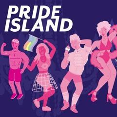 60 minutes ahead of NYC Pride Island 06-24-2017