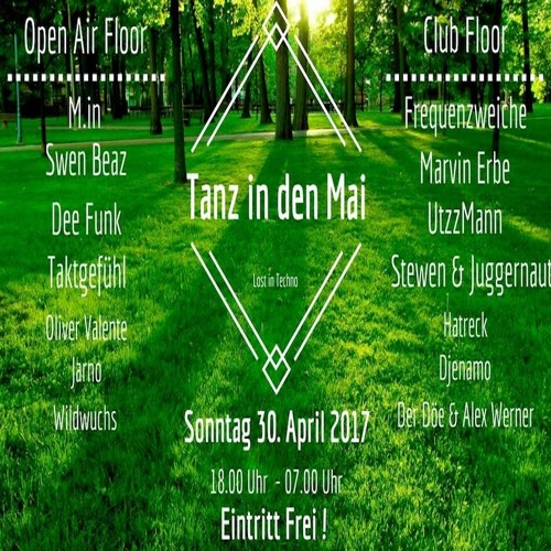 30.04.2017 Tanz In den Mai / In- & Outdoor