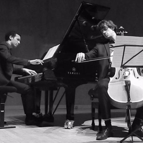 MGB, Sonate Pour Violoncelle Et Piano, Extrait