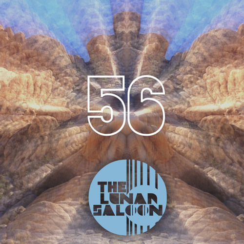 The Lunar Saloon - Episode 56 - Guest Mix with Gold Code