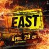 EAST (Tony Chrome X Coppershot X Chromatic X Bishop Escobar)
