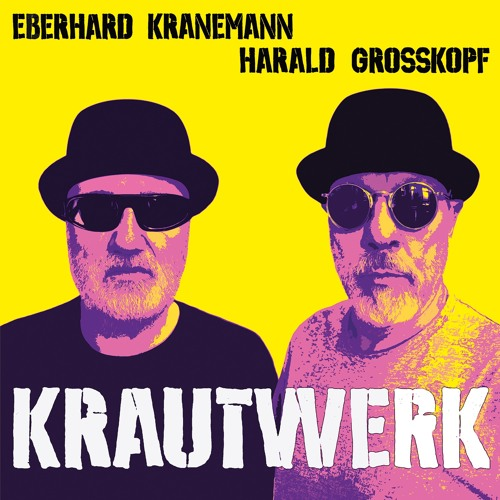 Harald Grosskopf & Eberhard Kranemann - Krautwerk (Preview Mix)