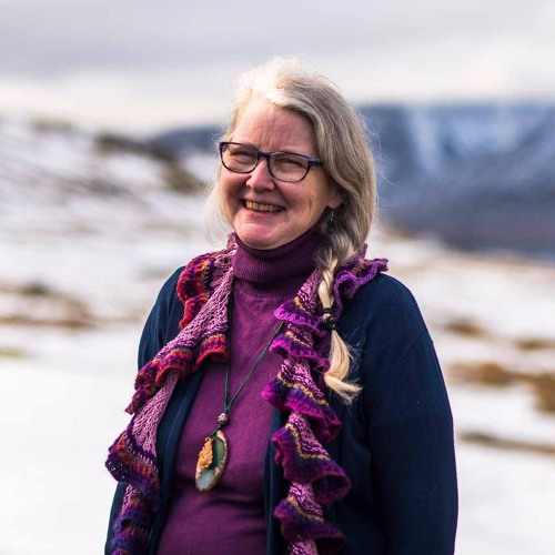 The people who make Iceland: The seer, Ragnhildur Jónsdóttir