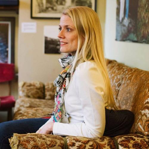 The people who make Iceland: The language expert, Birta Jaegridottir