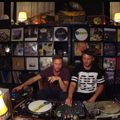 Kasheme's Livingroom Session with Archie Hamilton & Rossko (FUSE / Arkityp)