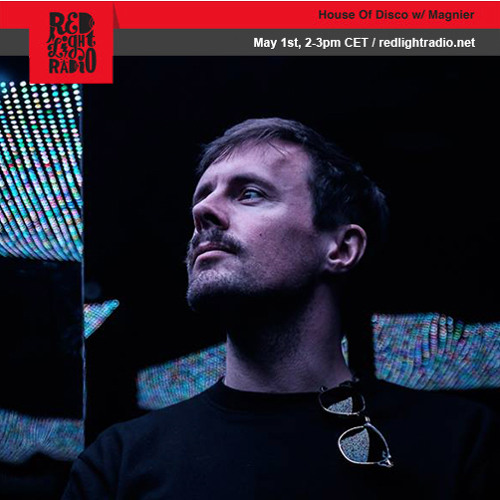 Magnier - Live on Redlight Radio - 1/05/17
