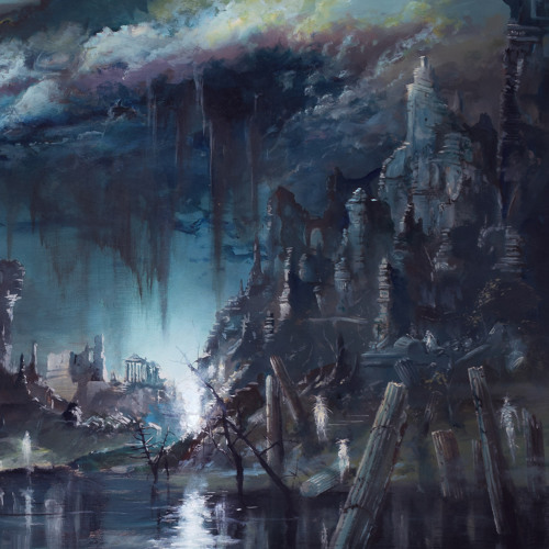 Destroyer of Light - 'Prisoner Of Eternity' (Heavy Friends Records)