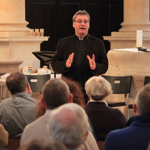 HeartEdge Launch: Revd Dr Sam Wells' Keynote Speech