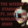 The Weeknd - Starboy (official) ft. Daft Punk ( Remix)