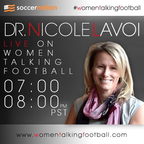Women Talking Football - Dr. Nicole LaVoi - WTF 018