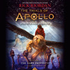The Trials of Apollo, Book Two: The Dark Prophecy by Rick Riordan, read by Robbie Daymond