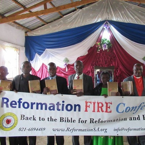 Africa Reformation Overland Mission Team Report