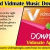 Download Vidmate Music Downloader