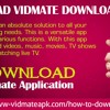 Download Vidmate Downloader App