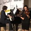 L. Boccherini, minuet Op.11 nr. 5: Doha Ibrahim (violin) – Mark Morcos (piano)